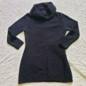 Relativity Black Sweater Dress